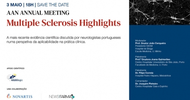 Marque na agenda: AAN ANNUAL MEETING | Multiple Sclerosis Highlights