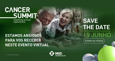 Marque na agenda: Cancer Summit – Redefining Survival Expectations